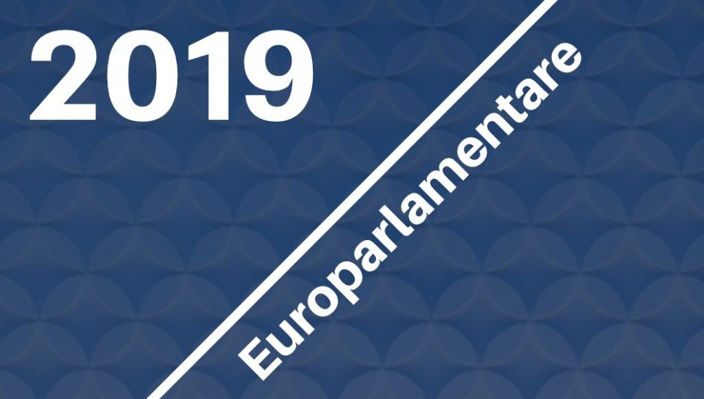5) 2019: Campanie alegeri Europarlamentare