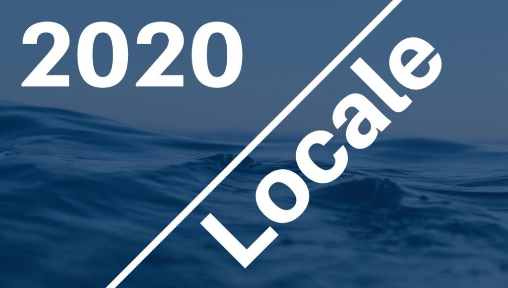 3) 2020: Campanie alegeri locale