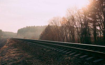 Modernizarea căii ferate Constanţa-Mangalia a intrat în linie dreaptă
