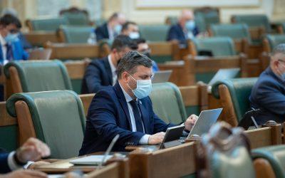 Două proiecte de lege importante, în domeniul transporturilor şi în cel al comunicaţiilor, au fost aprobate săptămâna aceasta în Senat