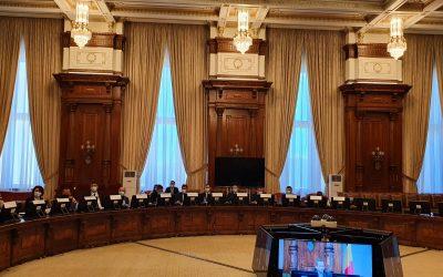 Activitatea din comisiile parlamentare – 6 luni de mandat