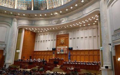 Sesiune parlamentară încheiată cu succes pentru coaliţie