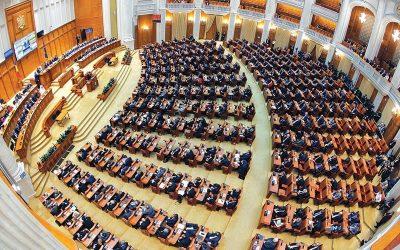 A început a doua sesiune parlamentară